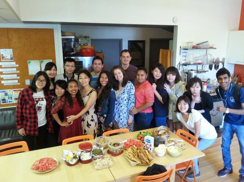 CLC Community Lunch