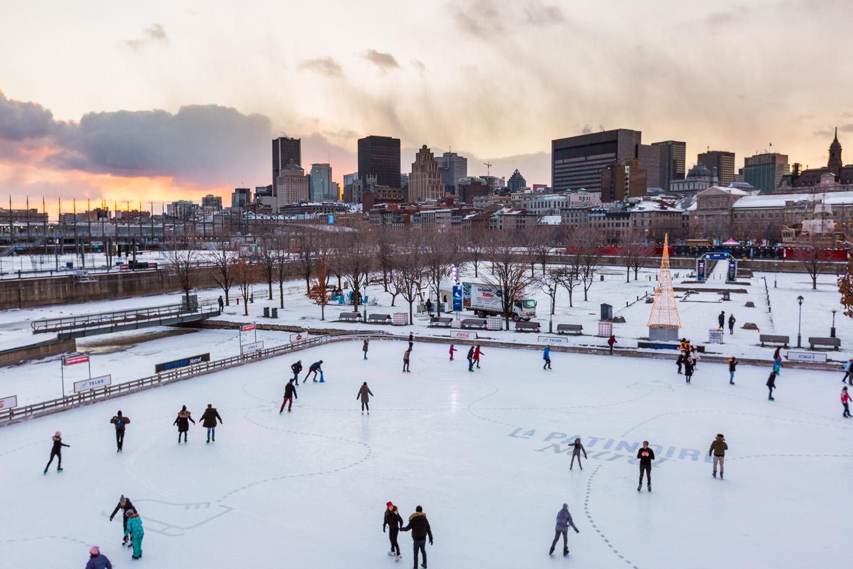 schenley ice skating rink - HD1382×922